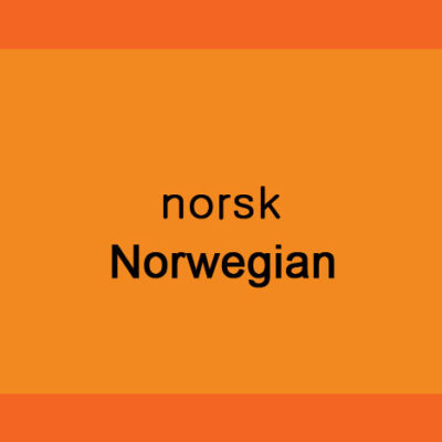 Learn to speak Norwegian